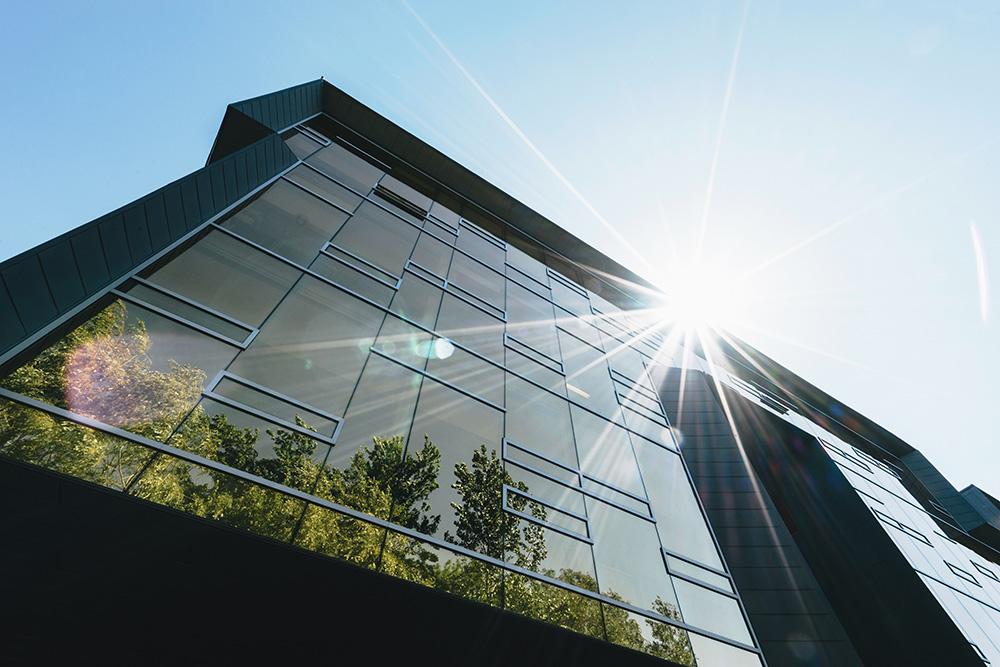 Byggstädning för företag i Stockholm